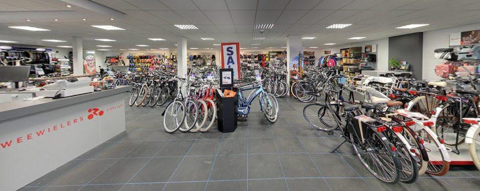 Van Vliet fietsenwinkel Voorschoten